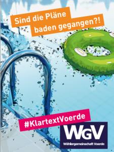 WGV Plakat
